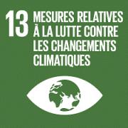 13 mesures relatives à la lutte contre les changements climatiques